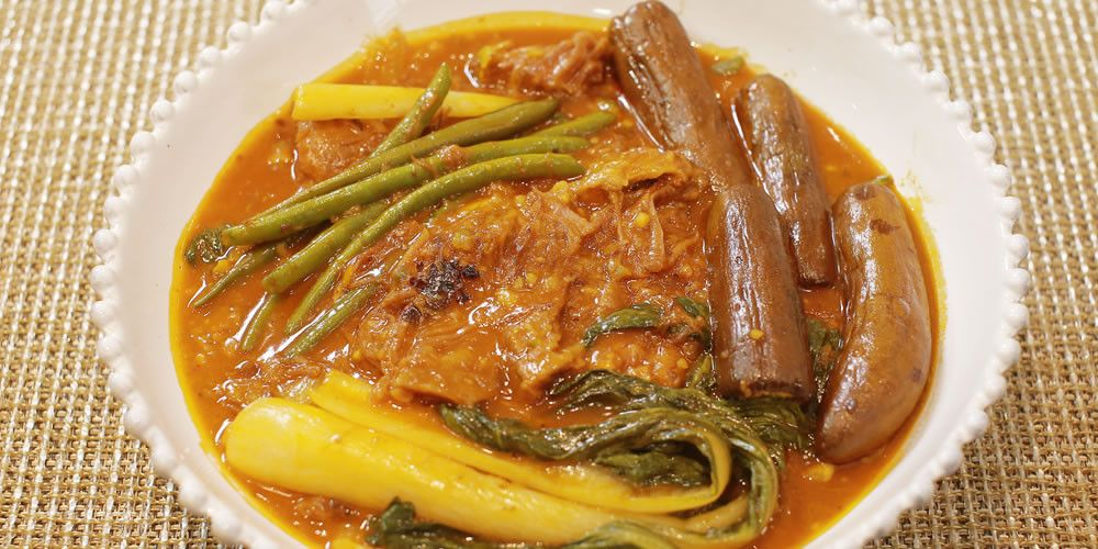 how to cook beef kare kare recipe
