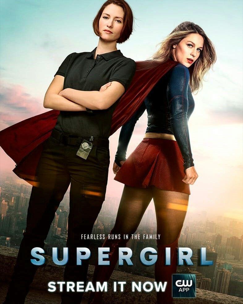 CW's, Supergirl