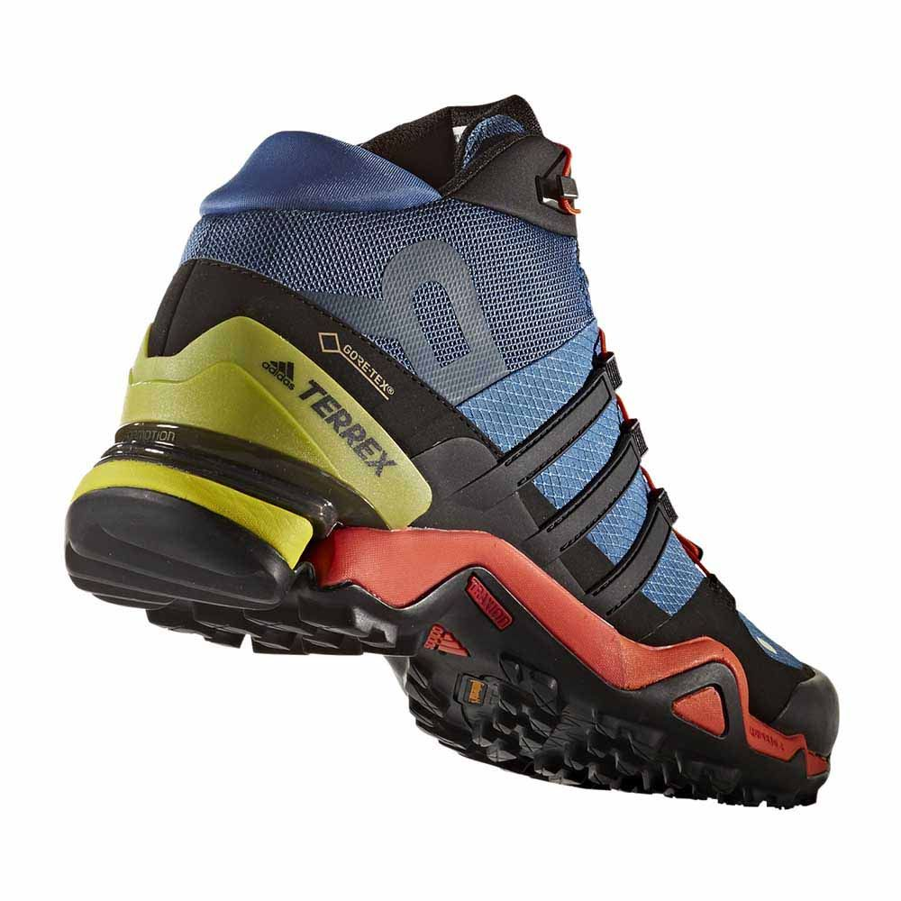 Adidas Terrex Fast R Mid Gtx Mens Work Shoes Sneakers Fashion Shoe Boots