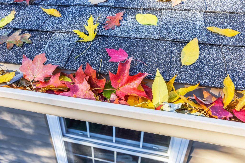 Don T Neglect This Fall Home Maintenance Chore Fall Maintenance Gutters Gutter