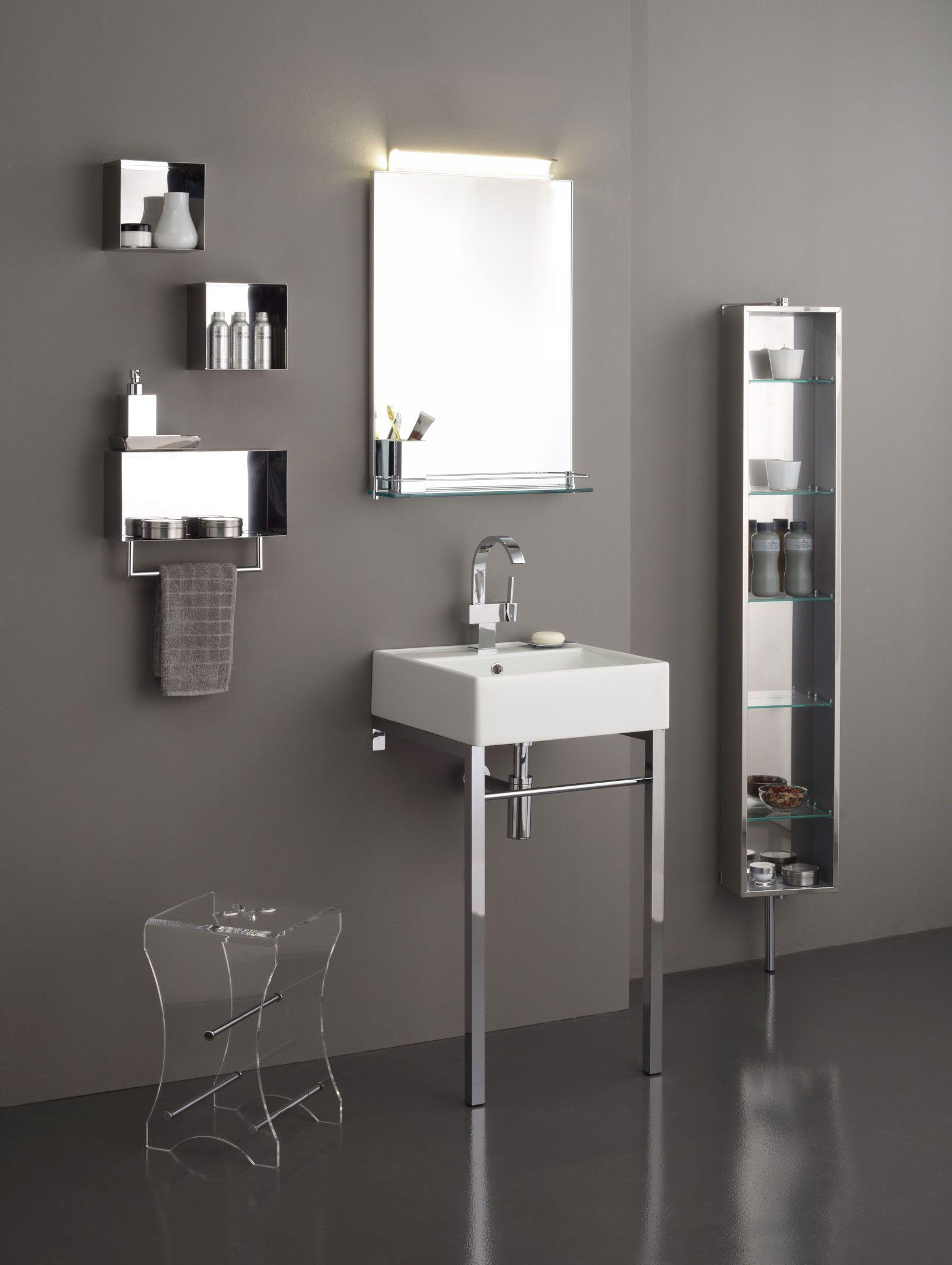 Applique Specchio Bagno Moderno accessori per il bagno: qualità italiana per completare l