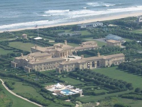 World's Most Expensive Homes : Bornrich  Fairfield Pond in the Hamptons  170 million dollars