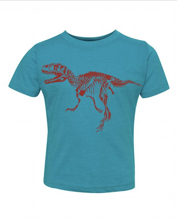FREE SHIPPING Toddler DINOSAUR Raptor Girls Boys by FreeBirdCloth, $16.00