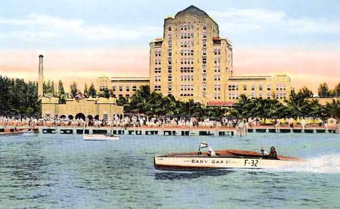 Flamingo Hotel Miami Beach Postcard Wikipedia The Free Encyclopedia