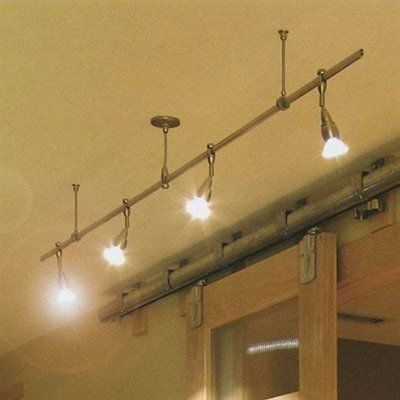 Lbl Lighting Fusionkit Straight Rail Fusion Monorail