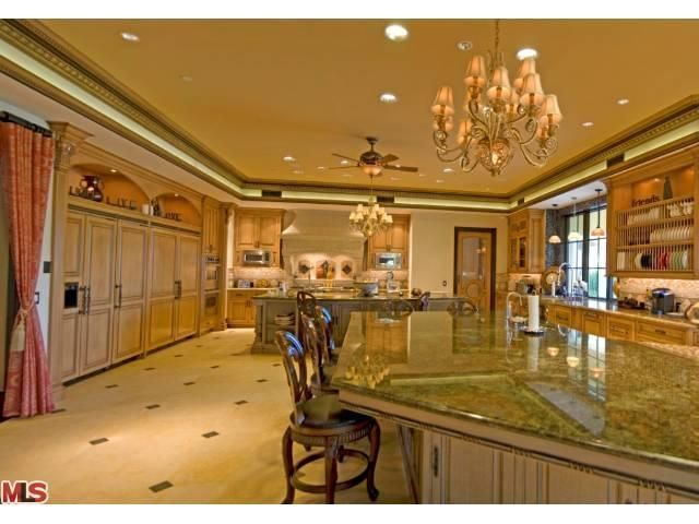 the biggest kitchen i have ever seen