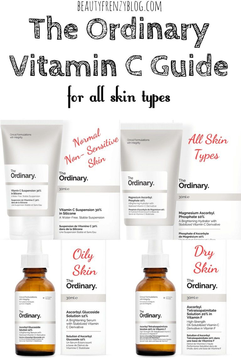 Bluehost Com The Ordinary Vitamin C Guide Dry Oily Skin Natural Skin Care