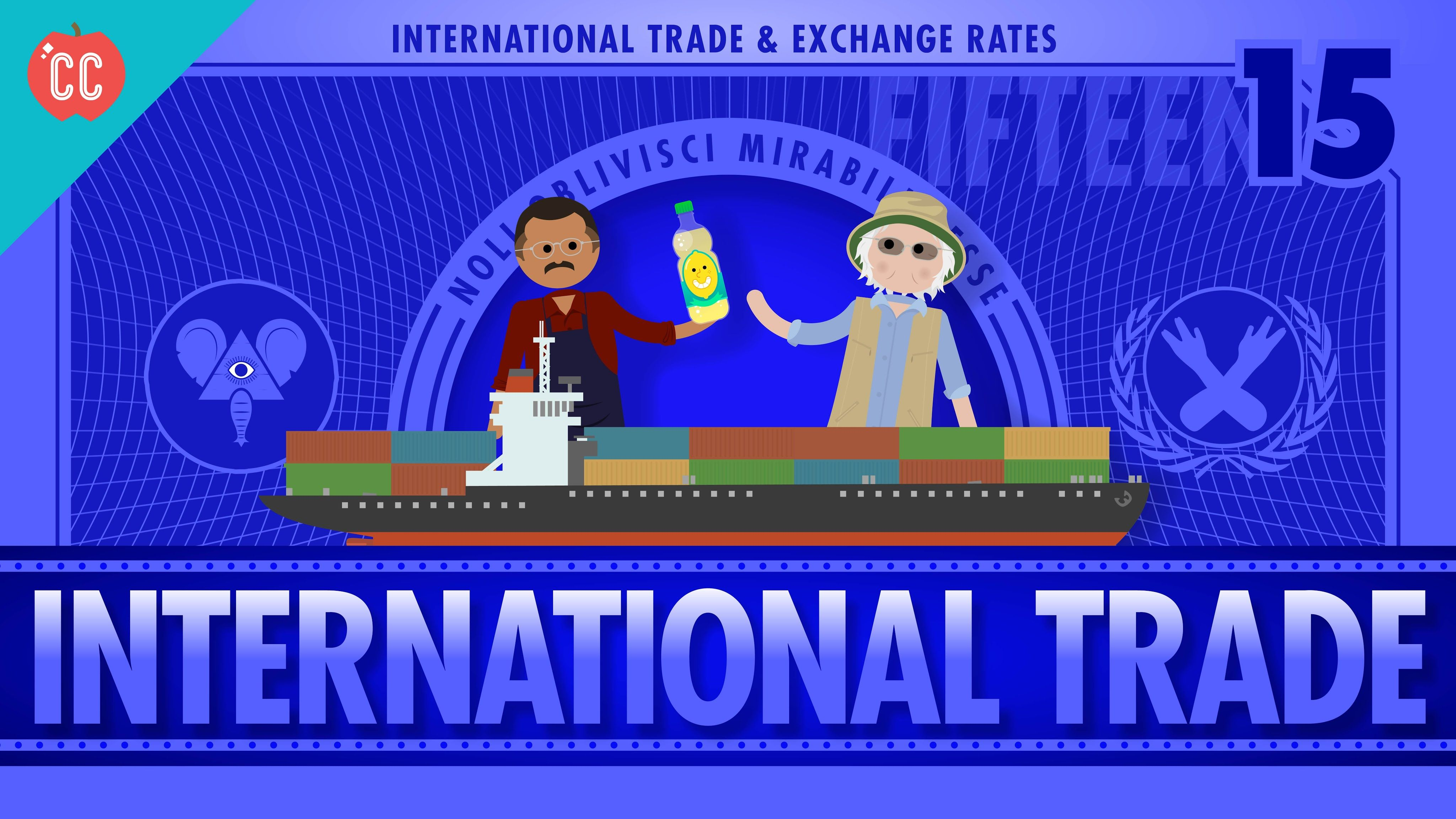 Imports Exports And Exchange Rates Crash Course