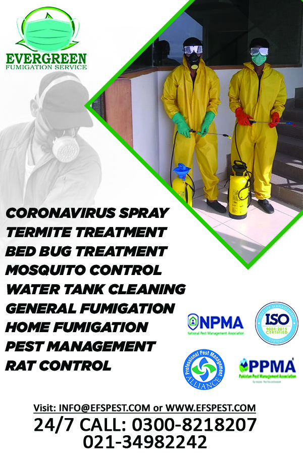 EVERGREEN FUMIGATION SERVICES in 2020 Fumigation