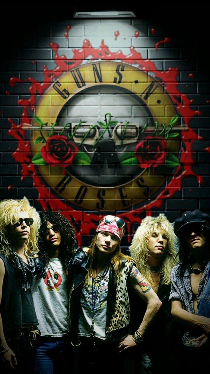 Guns N Roses Guns N Roses Guns And Roses Band Wallpapers