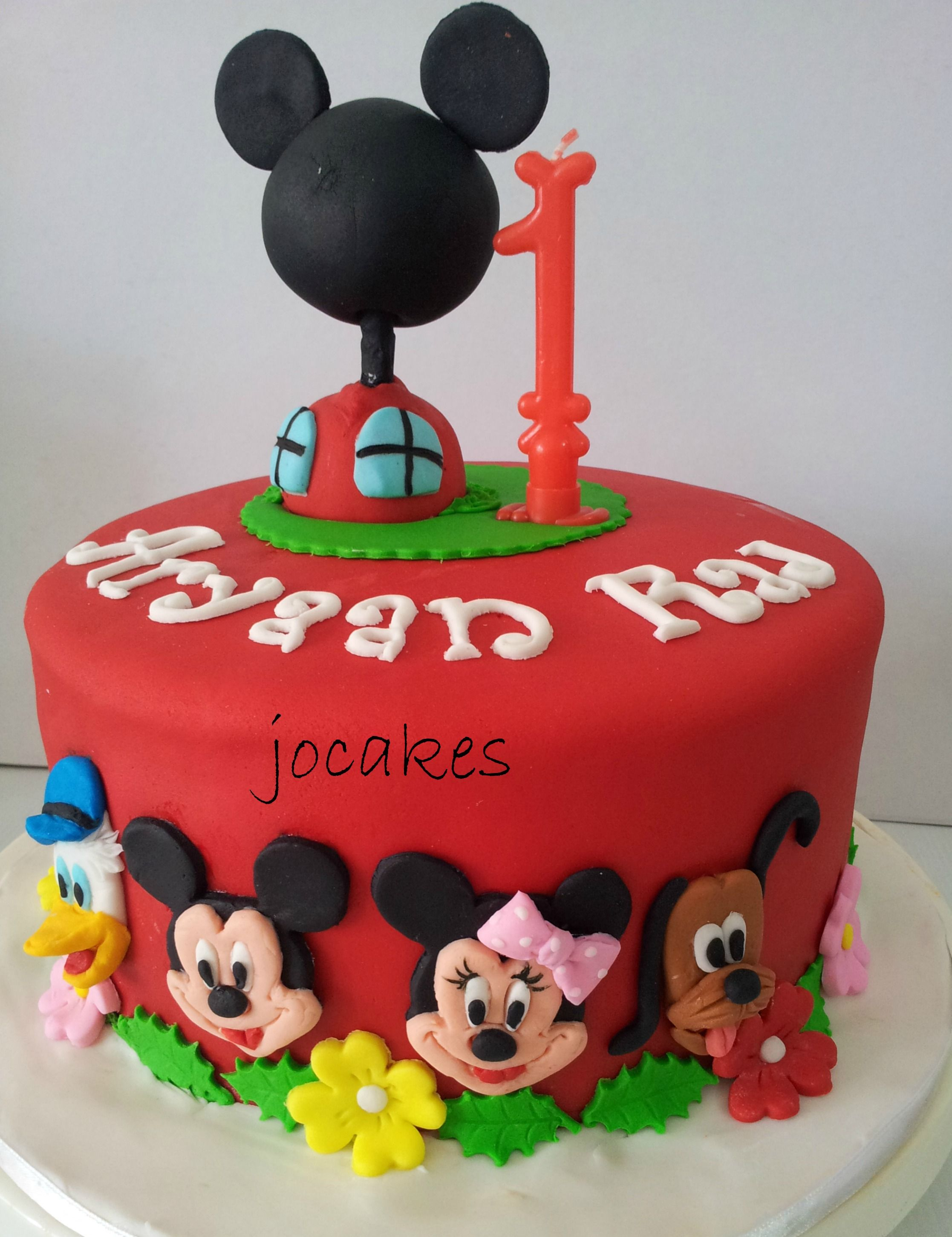 happy birthday cake with name and photo edit for baby boy
