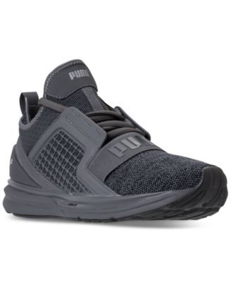 Puma Men's Ignite Limitless Knit Casual Sneakers from Finish