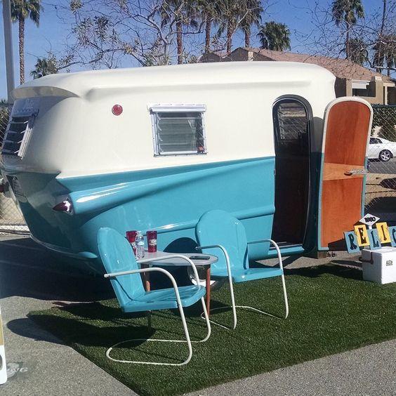 Die besten 25 Mobile wohnwagen Ideen auf Pinterest