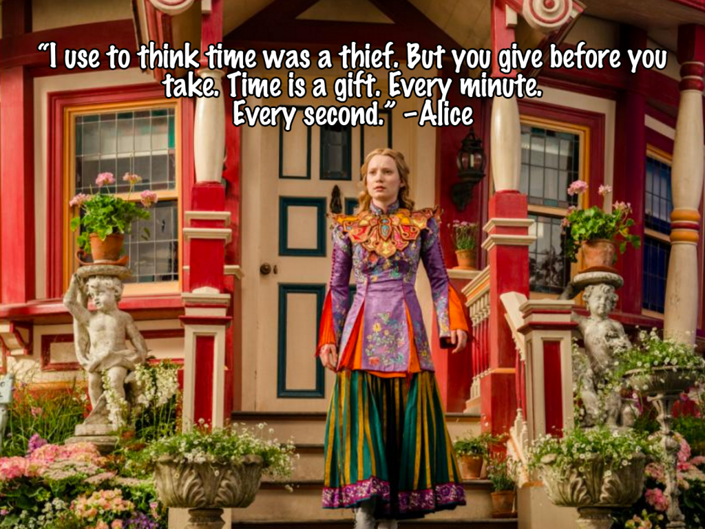 Through The Looking Glass Quotes Endearing Alice Through The Looking Glass Quotes  Alice Glass And Movie