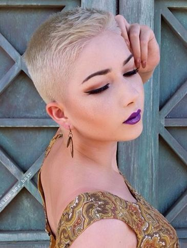 Pin by Anony mouse haircutlover on pixie asy Cheveux