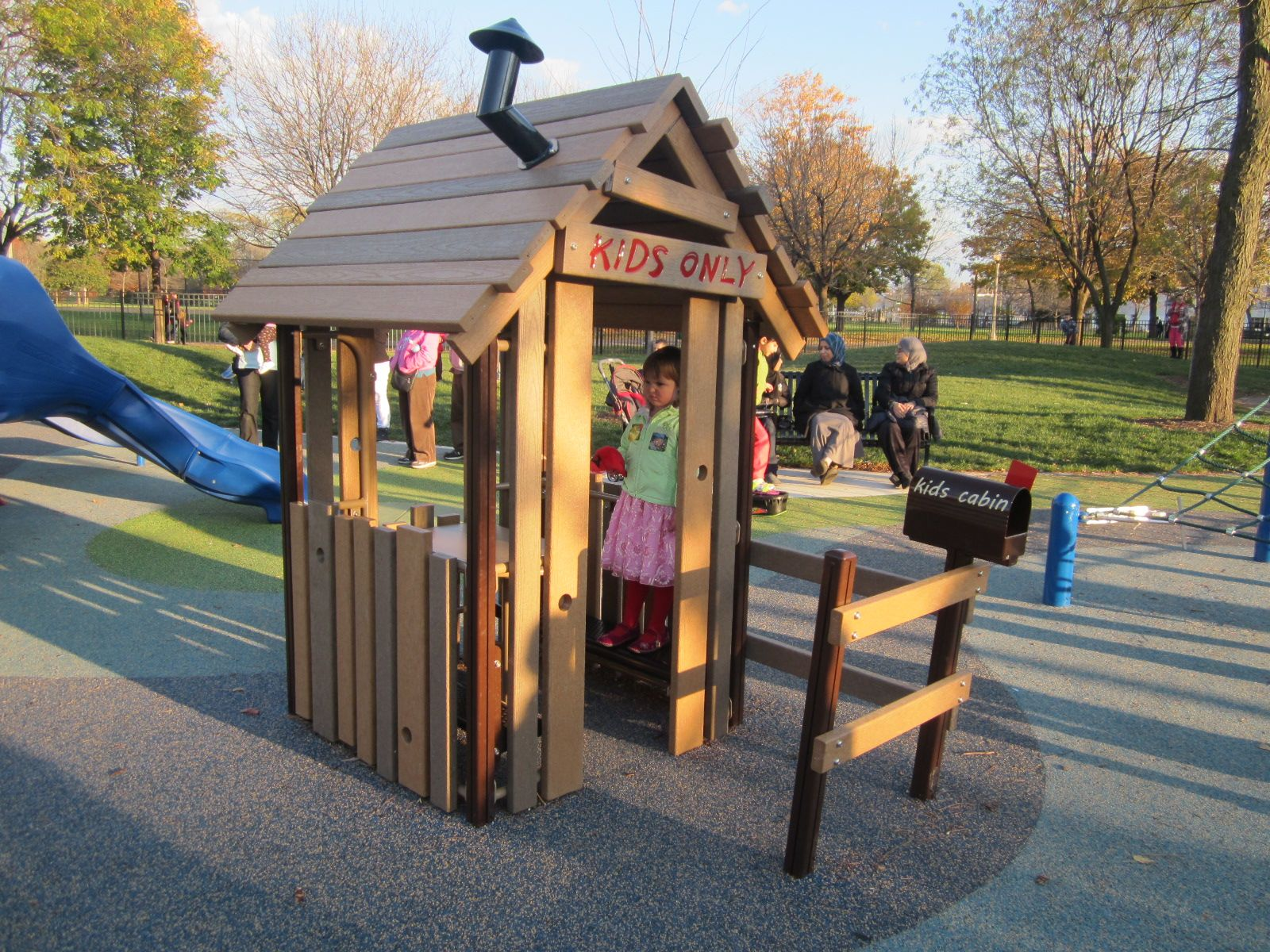 Natural Play Kids Cabin By Landscape Structures Inc Landscape Structure Nature Play Nature Themed