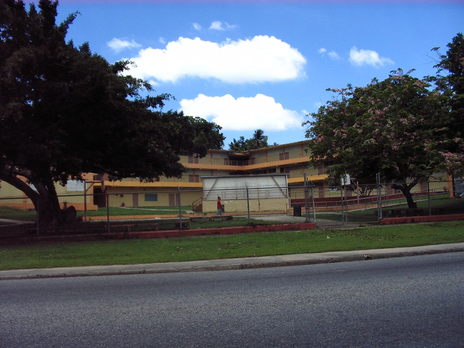 Manuel Mendez Liciaga High School San Sebastian Puerto