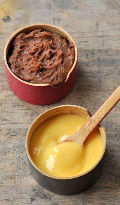Que mettre sur vos cr pes p te tartiner pralin citron - Que mettre dans un gateau de couche ...