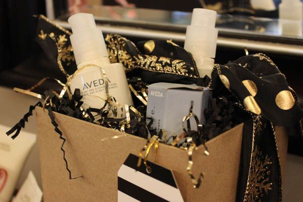 Give the gift of a spa experience with a Aveda gift basket from The Spa!