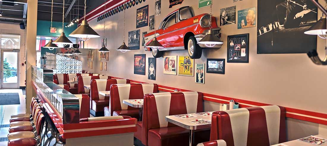 ambiance interior design. Jukebox Burgers Interior Design Restaurant Comfort Ambiance