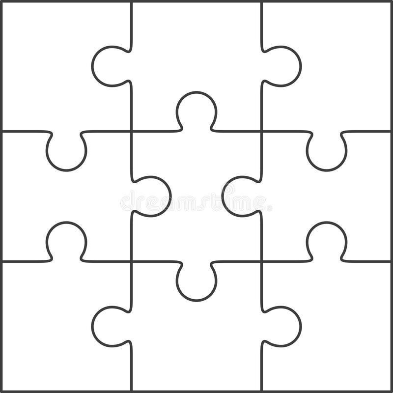 Puzzle Template Puzzle Piece Template Jigsaw Puzzle Crafts Free Jigsaw Puzzles