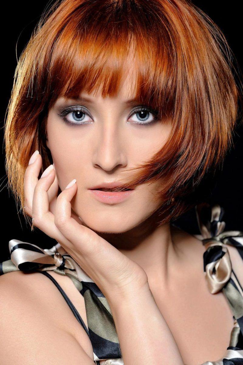11 tendenziöse Damen Kurzhaarfrisuren Bilder - Frisurentrends