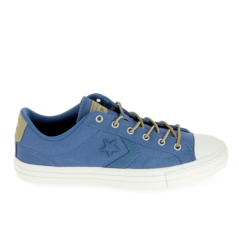 Alta qualit CONVERSE Star Player Bleu Beige