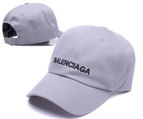 Balenciaga Baseball Caps Gray  6a3becb91981