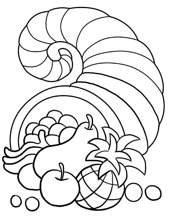 Unicorn Horn Coloring Page Unicorn Crafts Unicorn Horn