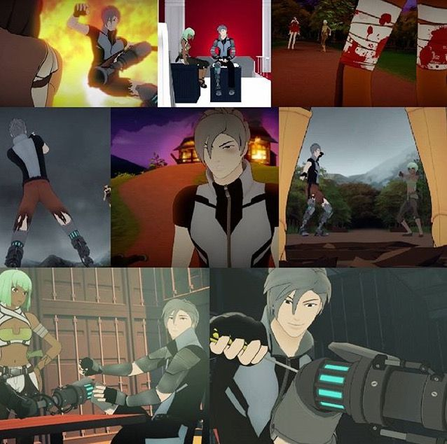 RWBY volume 3 episodes 7 spoilers I don't think I ever