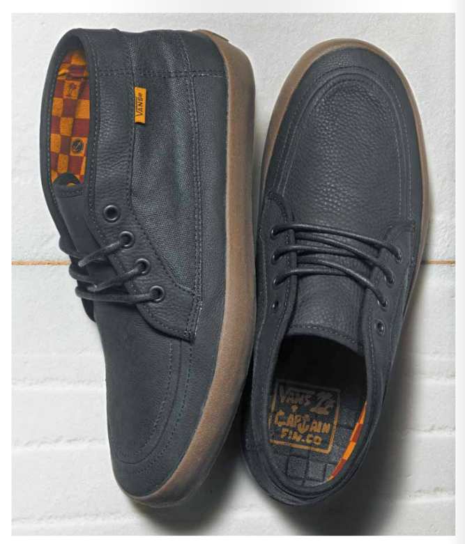 Vans x Captain Fin Company // Fairhaven Shoes - (Captain Fin ...