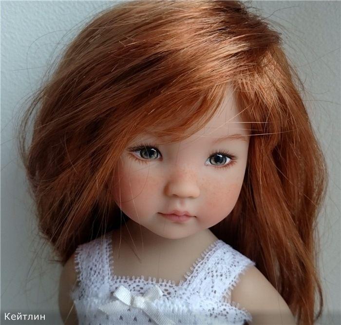 Little Darling а-ля натюрель, продолжение / Коллекционные куклы Дианны Эффнер, Dianna Effner / Бэйбики. Куклы фото. Одежда для кукол