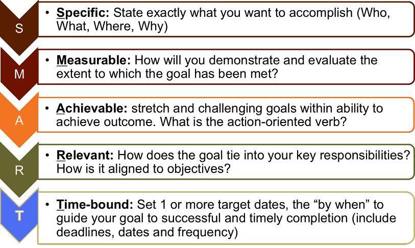 Resolutions For Evolution Smart Goals Examples Smart Goals