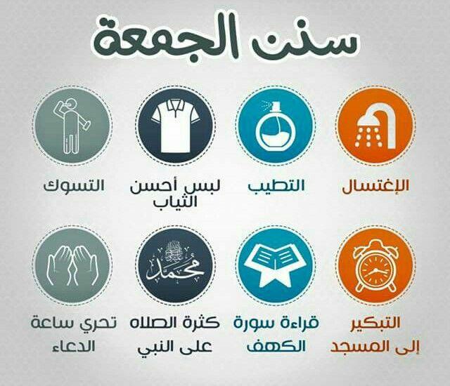 سنن يوم الجمعة Learning Arabic Hadeeth Oslo