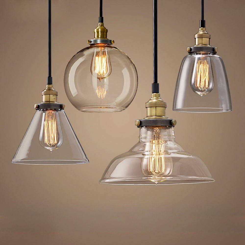 Moderna Lampade a sospensione Nordic Vintage Lampada In