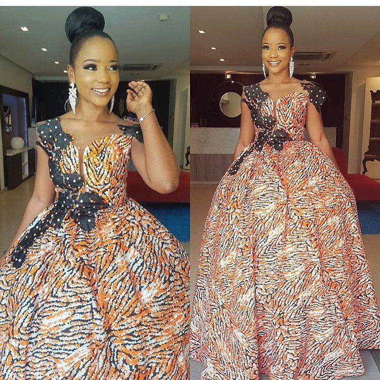 Ball Gown X Wow At Celebrityqueenn At Iamnini1 Asoebibella Fashion