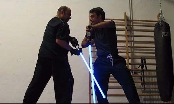 The First Competitive Lightsaber Academy In The US Opens October 15th