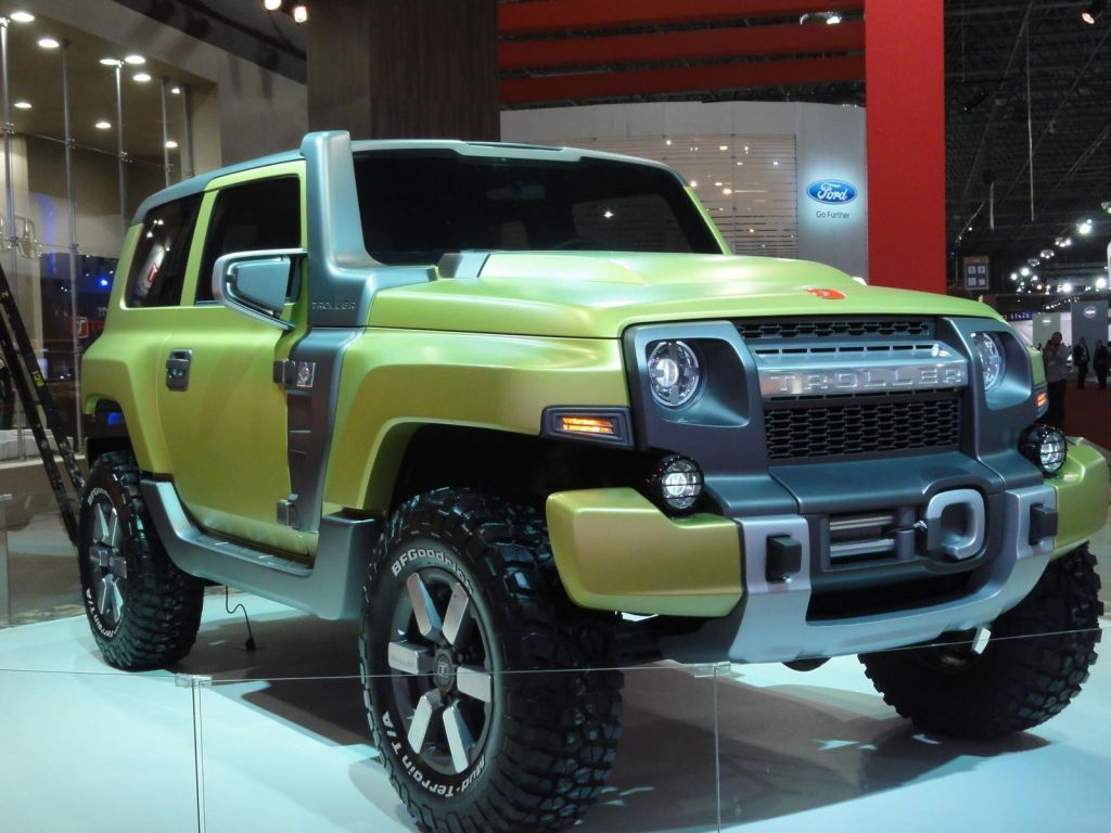 2019 ford Troller T4 Check more at http//www.bestcars