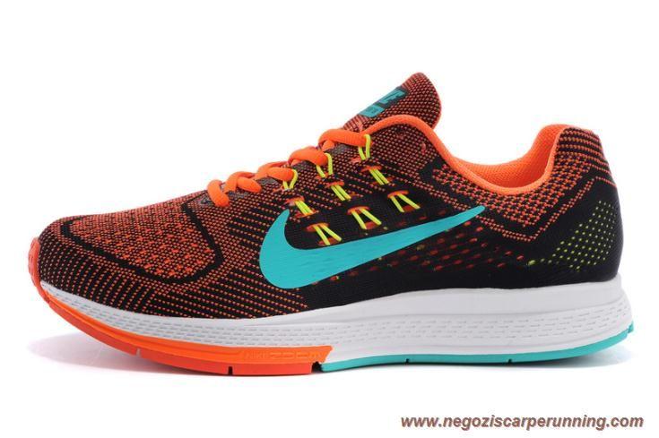 diventa nuovo migliori scarpe da ginnastica a buon mercato scarpe calcio Nike Zoom Structure 18 683731-701
