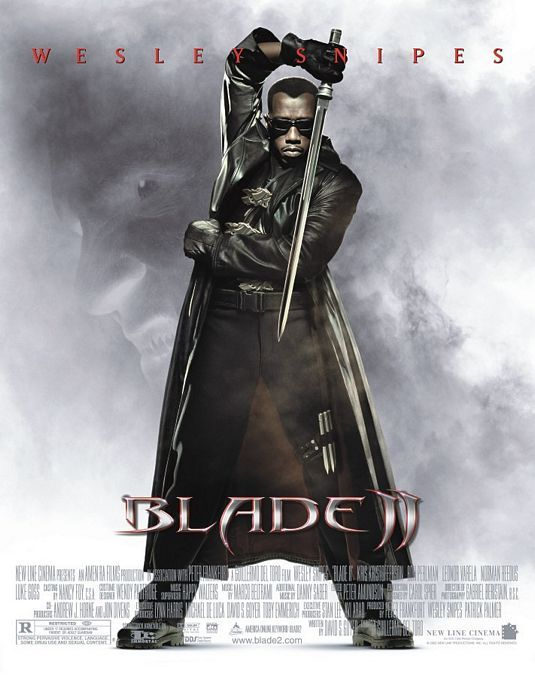 Blade 2 Blade Movie Superhero Movies Popular Movies