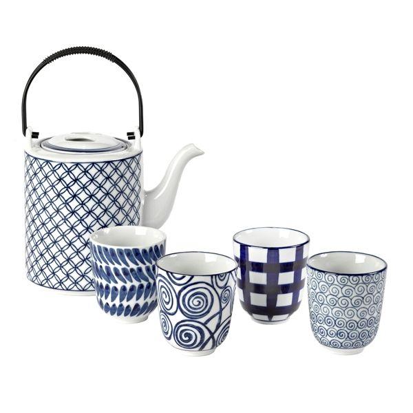 Tea Set, Article Dublin