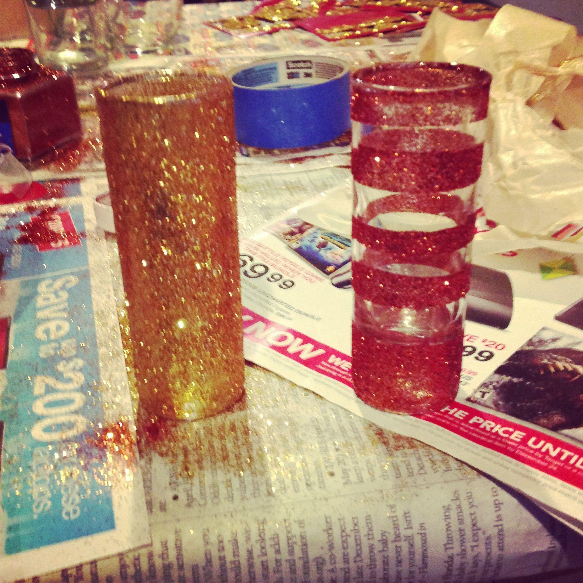 Pin By Amanda Pierce On Diy Shot Glasses Diy Wine Glasses 21st Birthday Diy Diy Cups