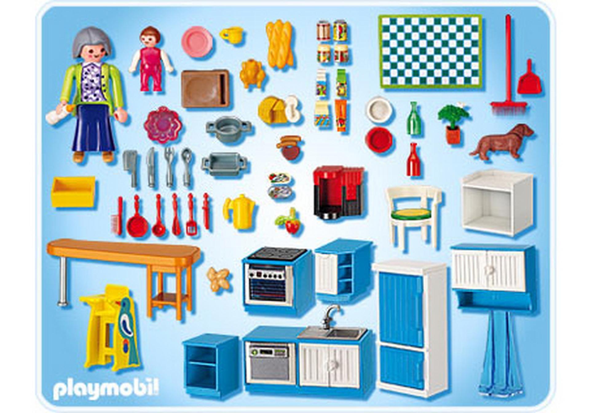 Resultat De Recherche D Images Pour Cuisine Playmobil Playmobil