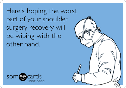surgery recovery quotes funny