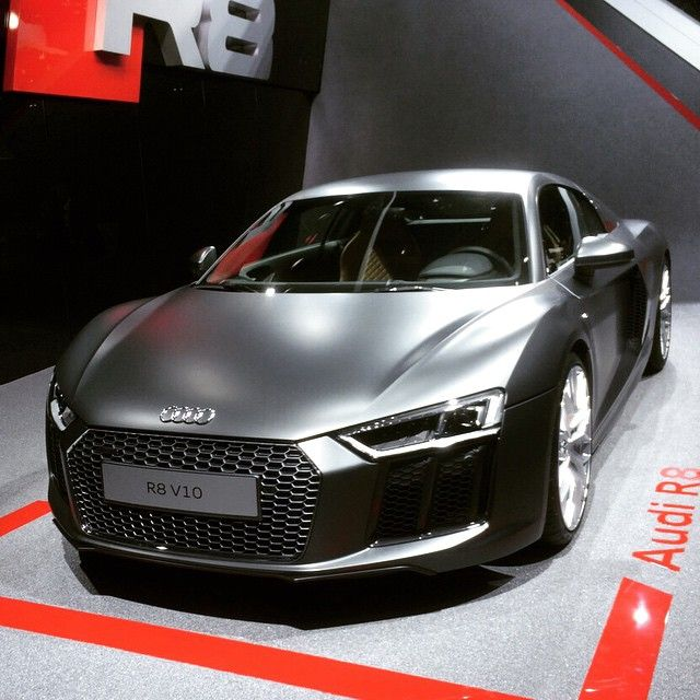 The new #audi #r8 #supercars #dreamcars - #like or pass??