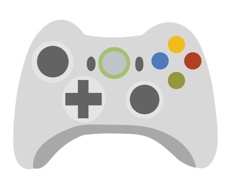xbox controller clip art - Google Search Birthday Pinterest - document controller