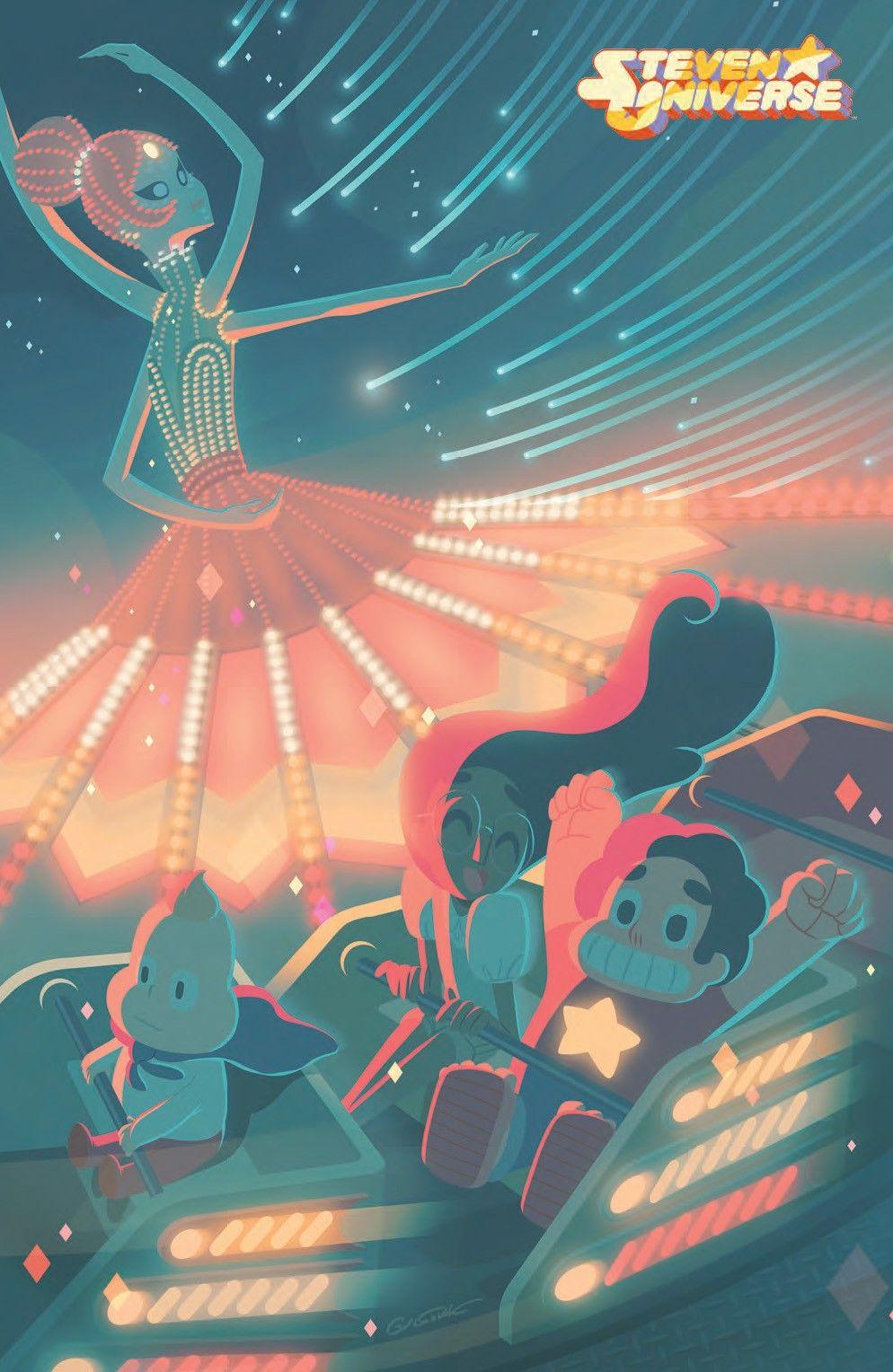 Universe iphone wallpaper tumblr - Steven Universe 03 Cover C