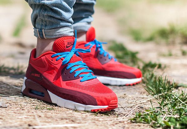 Nike Air Max 90 Breathe Red Pack - Rob Mason has these too but i barely see  him so its alright for me to have them too i guess 0d0d71306