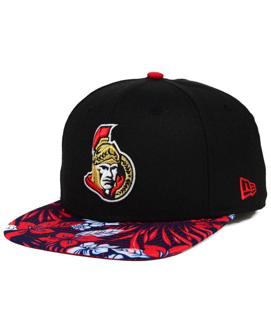 New Era Ottawa Senators Wowie 9FIFTY Snapback Cap Ottawa