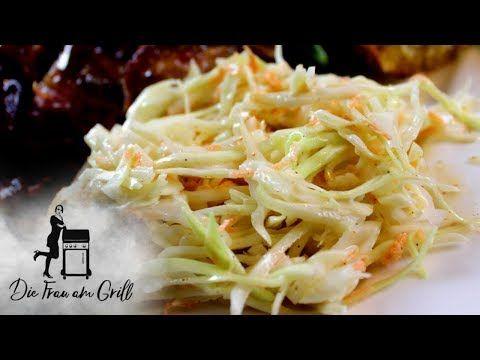 Coleslaw Rezept – perfekt für US-lastiges BBQ | Die Frau am Grill
